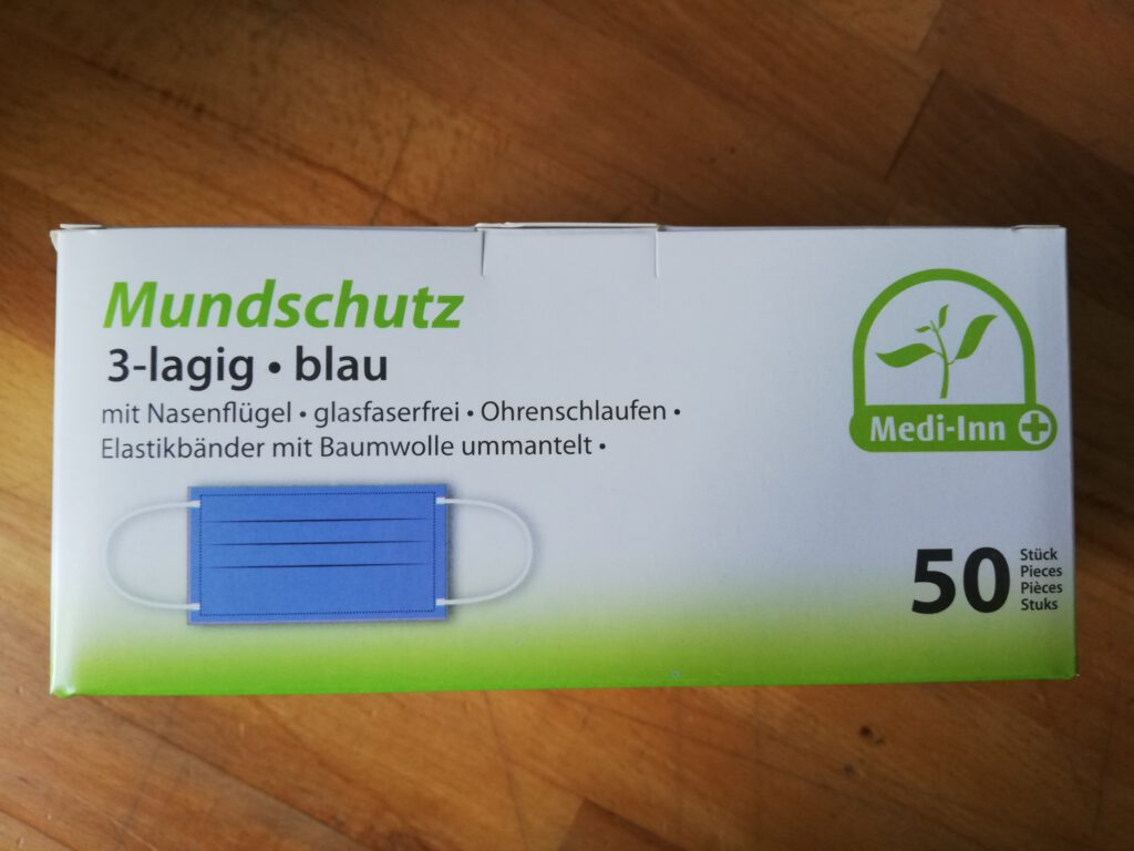 Mundschutz 1